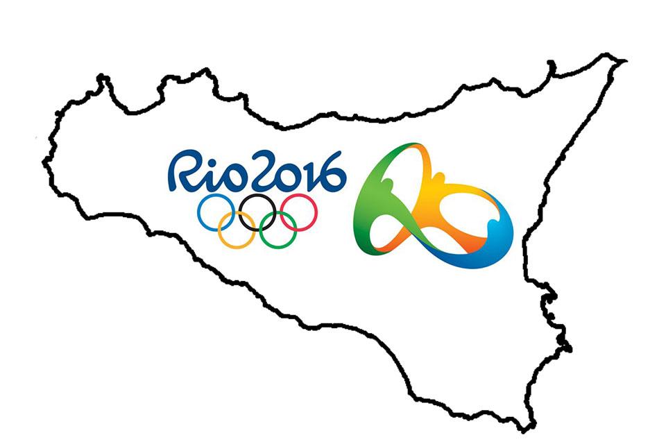 siciliani alle olimpiadi 2016
