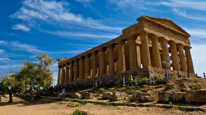Sicilia - Parco archeologico Valle dei Templi di Agrigento