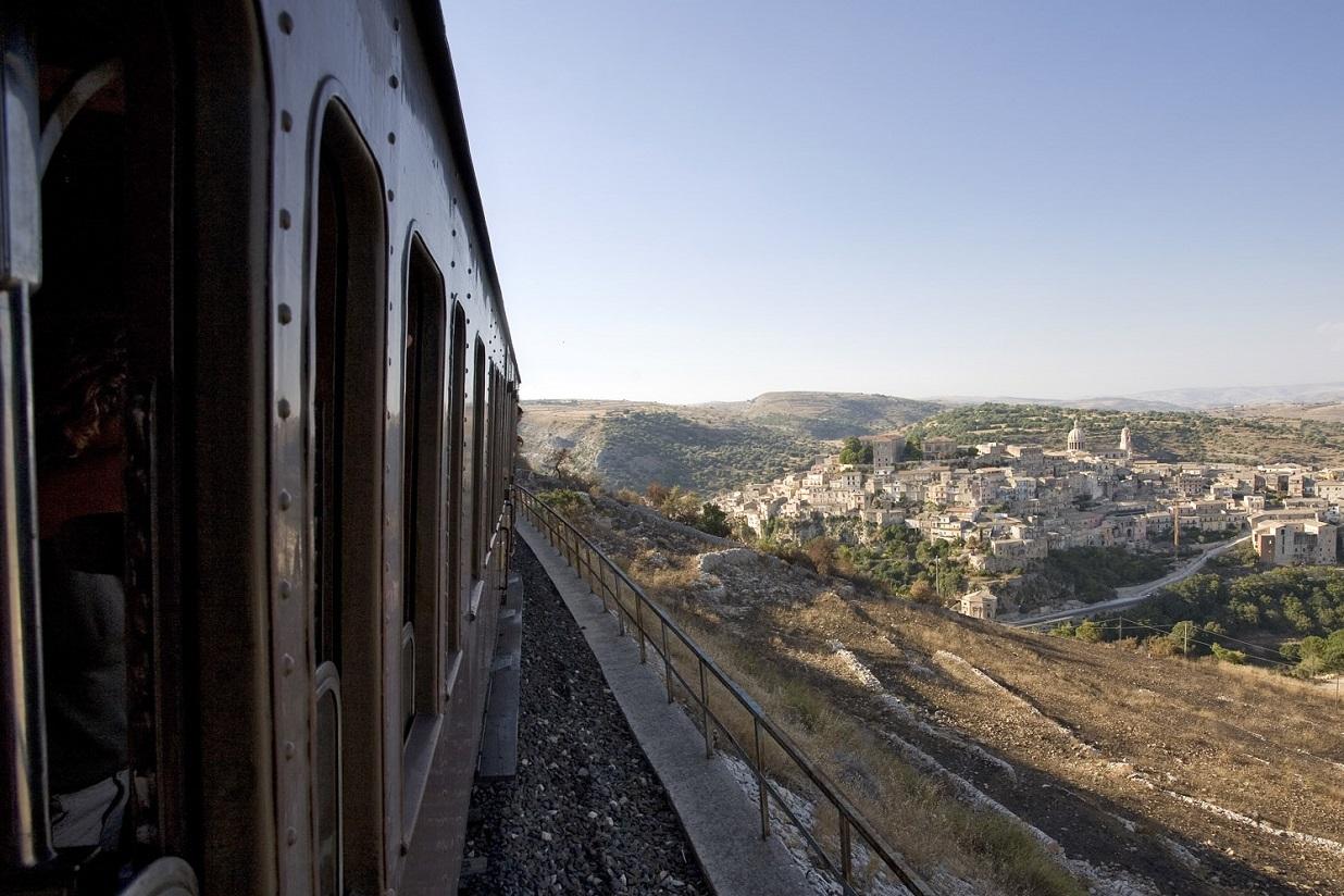 Treno del Barocco