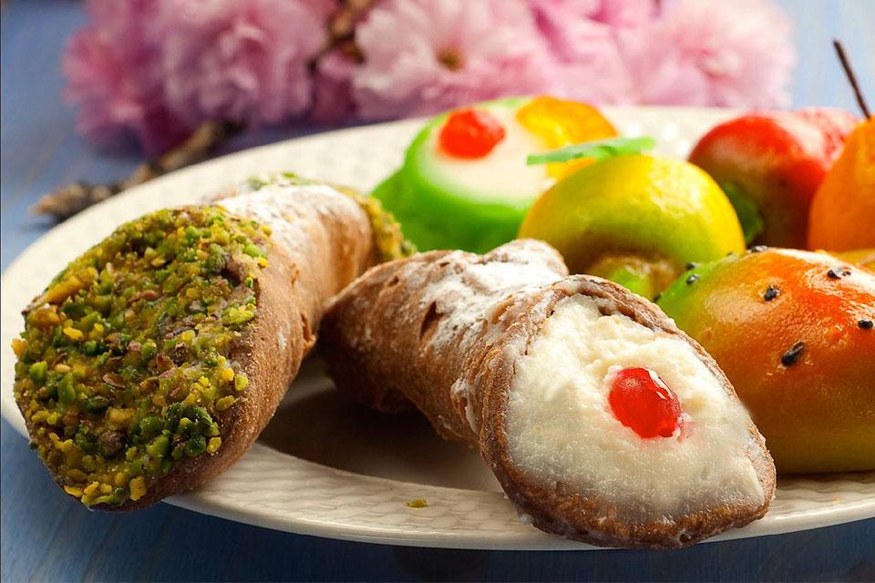 Sicilias piatti tipici