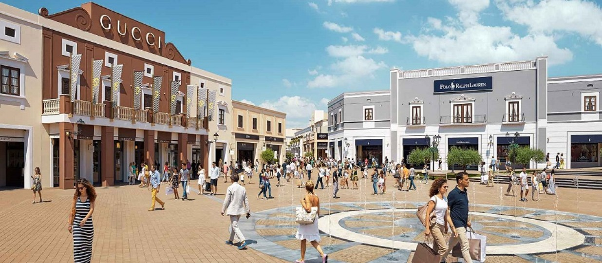 Sicilia Outlet Village: meta preferita dai turisti dello shopping.